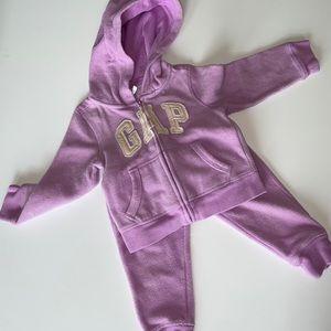 Toddler Gap Logo Hoodie Sweatshirt & Pants Set